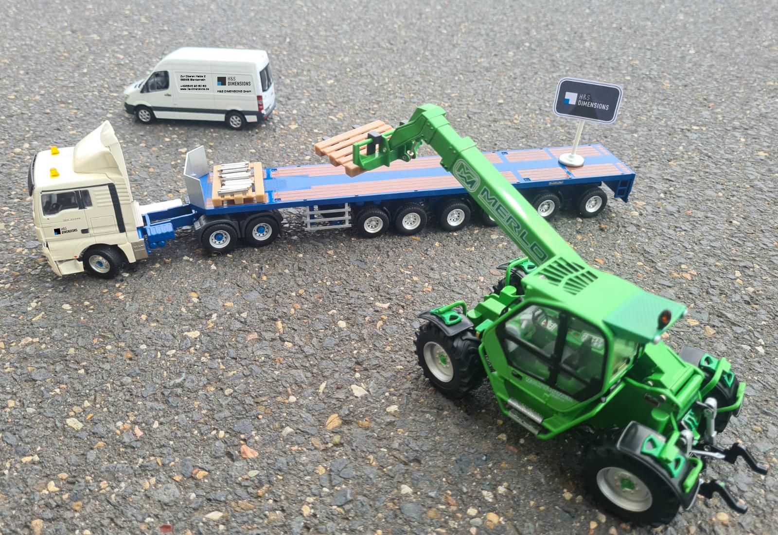 Dimensions Group Logistik